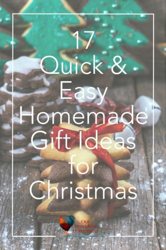 Alternatives to buying gifts